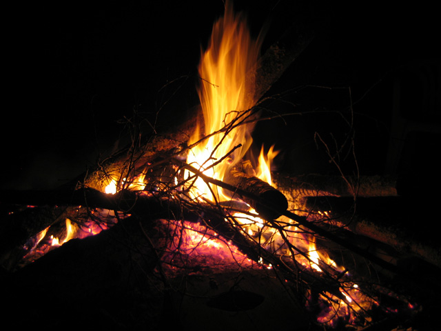 08.04.2007  Osterfeuer