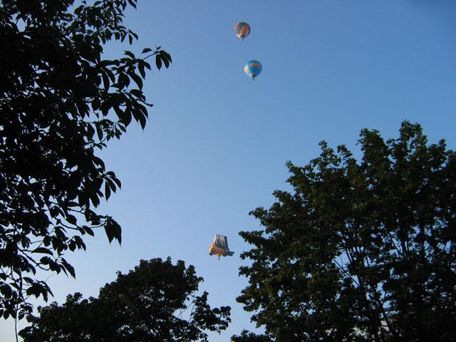 25.08.2007  Ballons