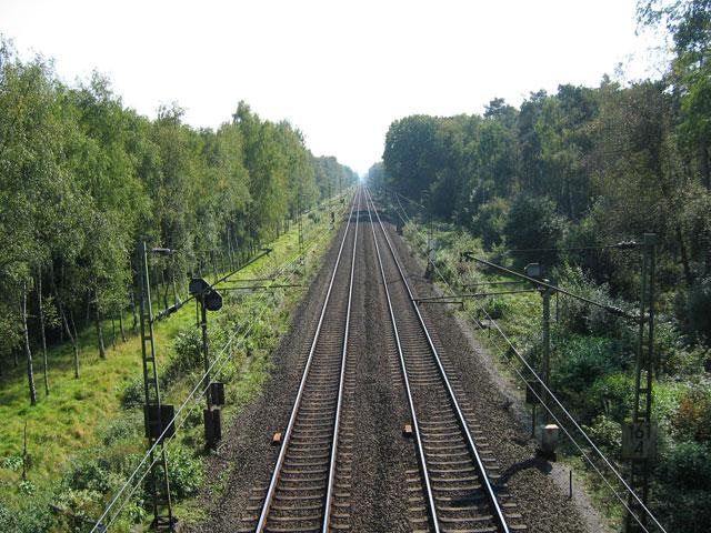 22.09.2007  Gleise