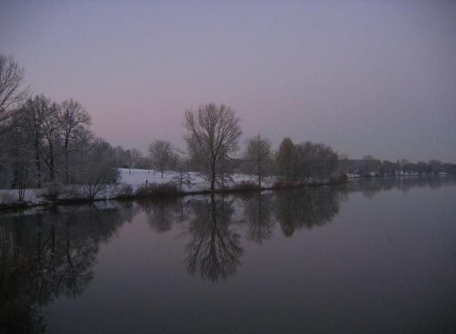 24.11.2008  Schnee!