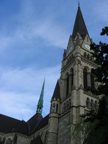 27.04.2009  Kreuzkirche