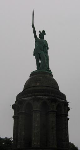 06.06.2009  Hermann im Regen