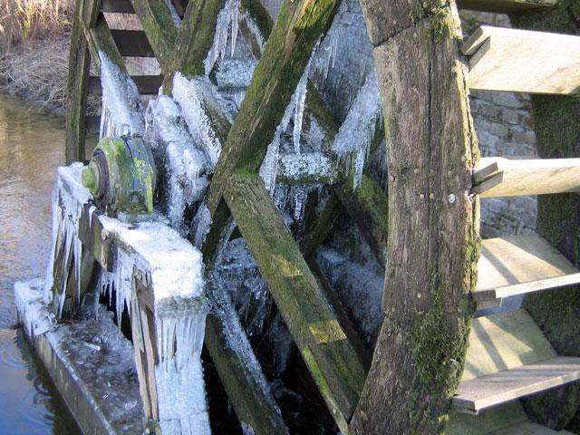 10.03.2010  Mühle in Hohenholte