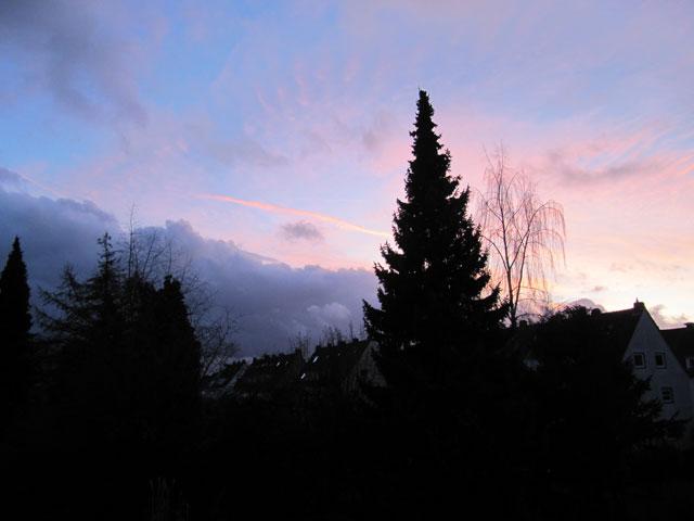 12.01.2012  Wolken