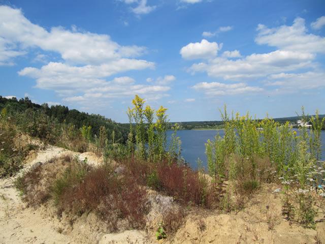 12.08.2012  Baggersee