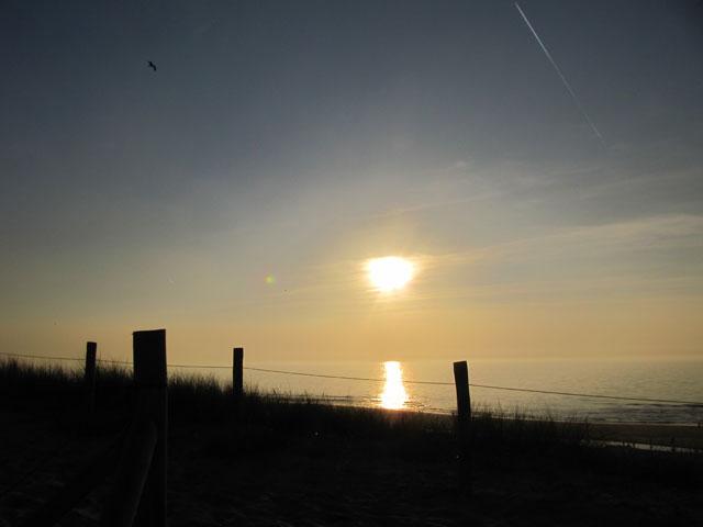 03.10.2014  Sonnenuntergang