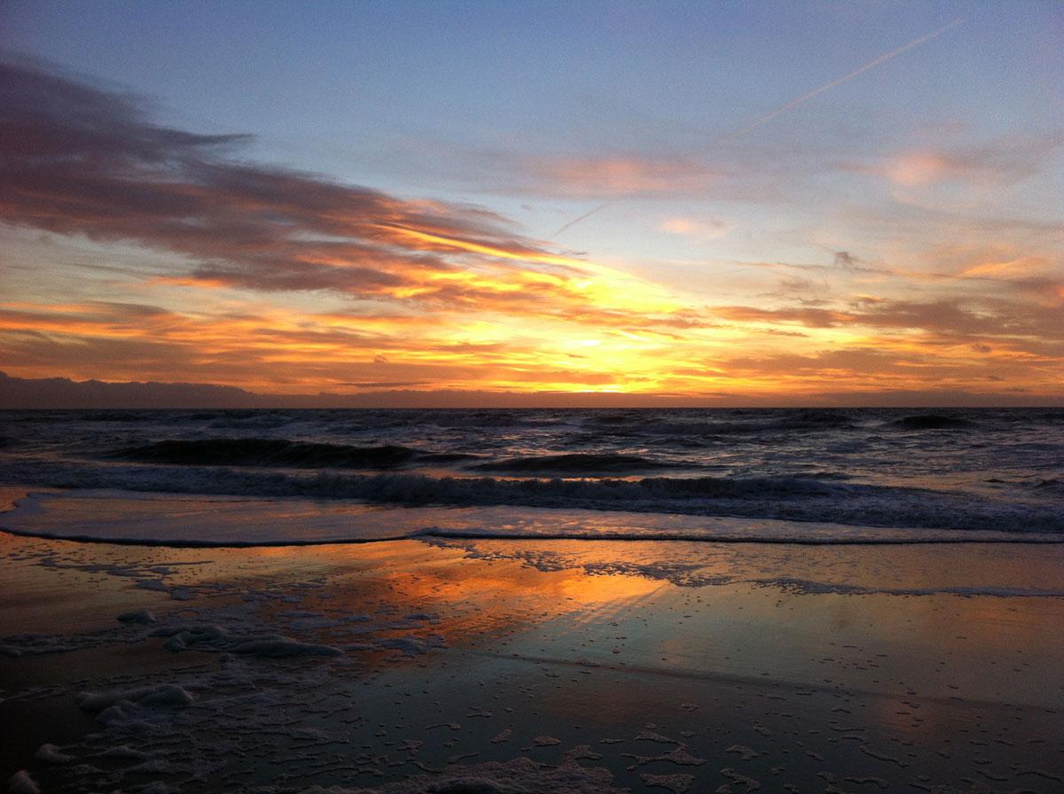 28.10.2016  Sonnenuntergang