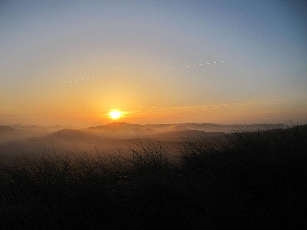 31.10.2016  Sonnenaufgang