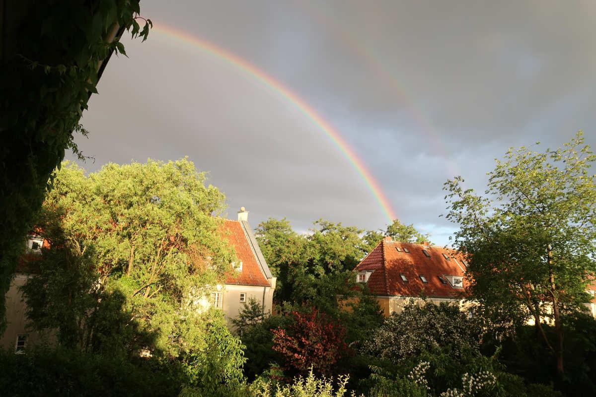 08.06.2019  Regenbogen