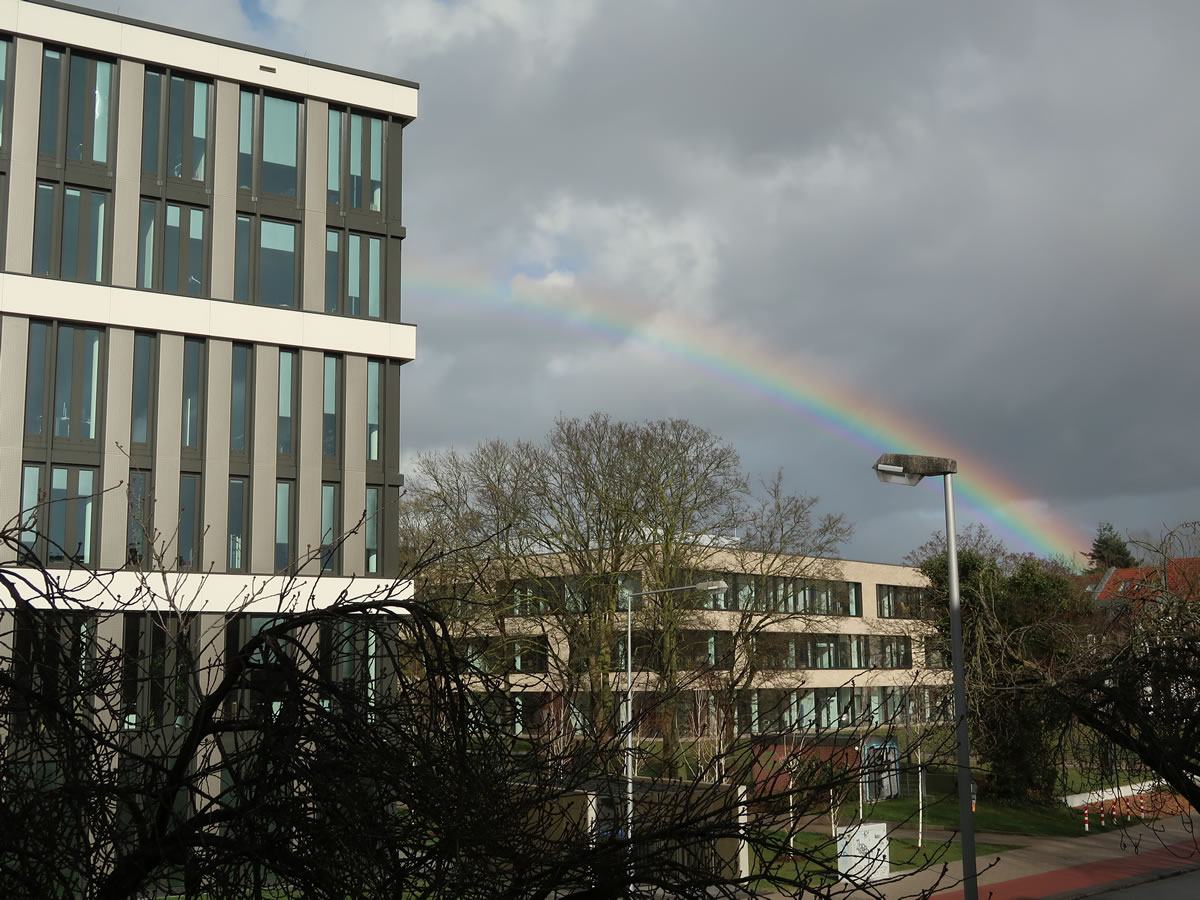 13.03.2021  Regenbogen