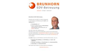 Brunhorn EDV-Betreuung