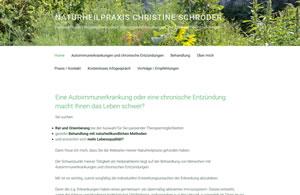Heilpraktikerin christine Schröder