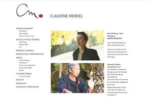 Claudine Merkel Münster