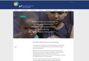 Gesundheitszentrum für Flüchtlinge