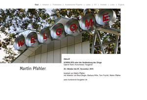 Martin Pfahler
