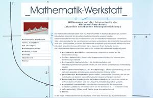 Mathematik-Werkstatt Steinfurt, Nachhilfe