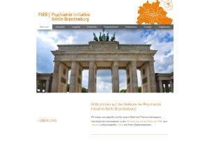 PIBB   Psychiatrie Initiative Berlin Brandenburg
