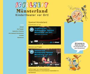 Spielzeit Münsterland, Kindertheater